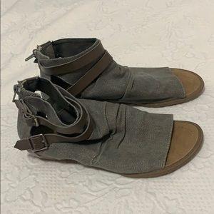 Women's Blowfish Strappy Sandals